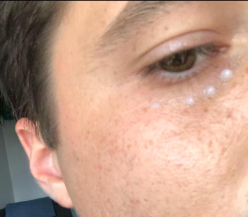 Bellezon Bright Eye Cream photo review