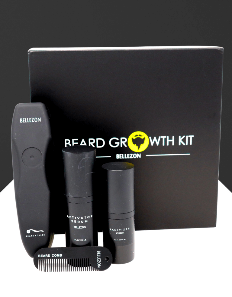 Bellezon-Beard-and-Hair-Growth-Kit-beard-growth-hair-growth-beard-growth-products-beautiful-package
