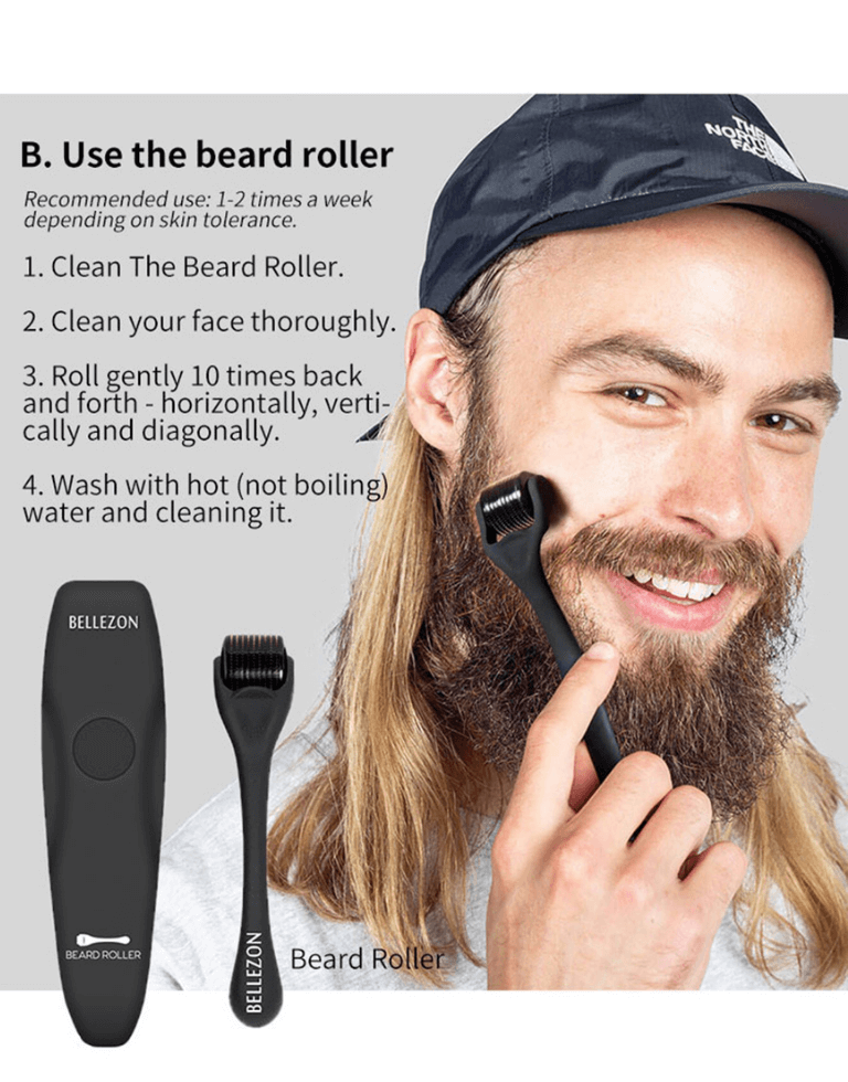 Bellezon-Beard-and-Hair-Growth-Kit-beard-growth-hair-growth-beard-growth-products-how-to-use-beard-growth-roller